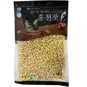 [홍천군산림조합] 홍천잣 500g(햇잣)