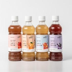 [이고장식품] 소확리 유기농 전통 식혜(복숭아/석류/복분자/인삼)