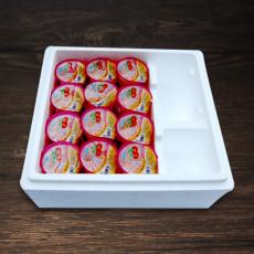 아이스홍시/ 단체급식 및 어린이 간식용 - 60g*24입
