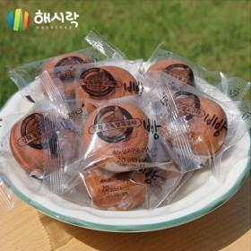 [우리밀]강화 속노랑 고구마 빵 45개내외