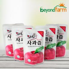 [경기6차산업인증] 맛과 영양이 살아있는 진짜 사과즙 애플빌 사과즙 120ml*50포